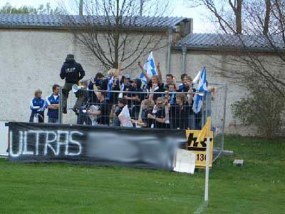 Ultras auf dem Dorf