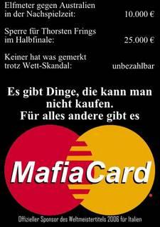 mafiacard