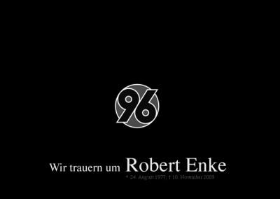 In Gedenken Robert Enke