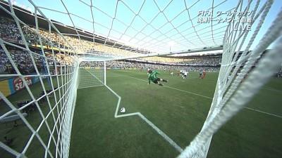 England-Deutschland-Wembley-Tor