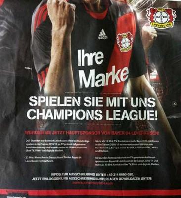 bayer-leverkusen-sponsorensuche