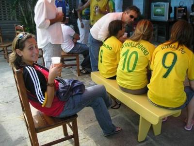 Deutschland  Brazil