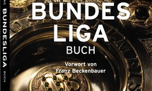 Cover Das Bundesliga Buch