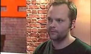 Johann Gustafson im TV
