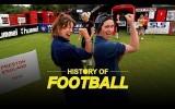Die Geschichte des Fussballs in nur 5 Minuten