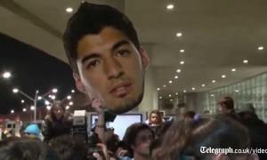 Suarez, der Nationalheld ist geboren