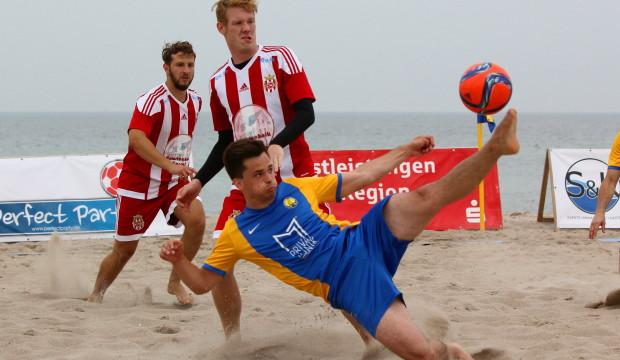 Ricky Goller - Bavaria Beach Bazis