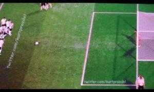 Elfmeterschießen Deutschland vs. Italien