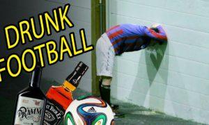 Der ultramoderne Spaßfussball der Zukunft II: Sauffussball