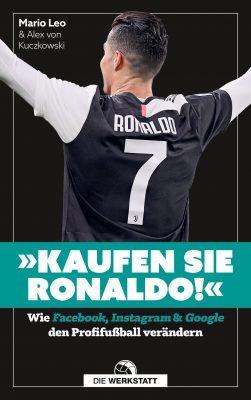 Cover Kaufen Sie Ronaldo Mario Leo Werkstatt Verlag